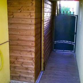 Création local bois